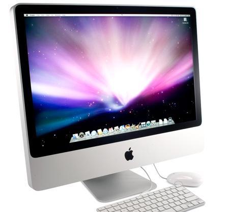 24-inch Apple iMac