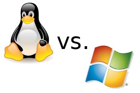 Linux-Versus-Windows-Platform