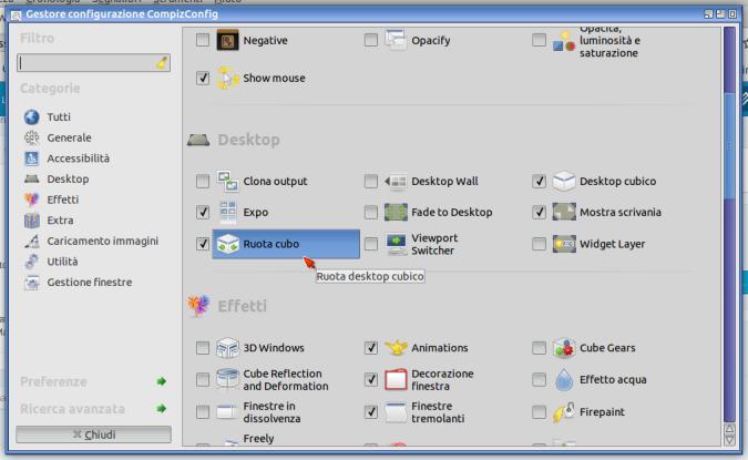 Schermata-Gestore configurazione CompizConfig
