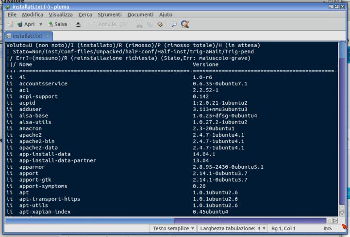 Schermata-installati.txt (~) - pluma