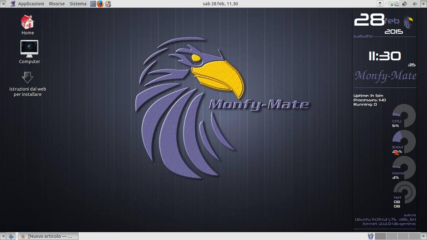 Febbraio 2015 Monfy Mate Informatica E Telefonia